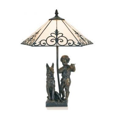 Tiffany, Schreibtischlampe...
