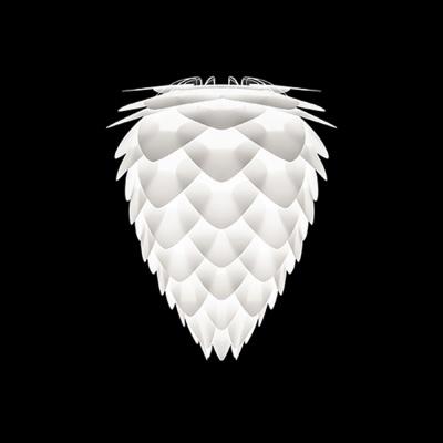 Conia mini white Ø 30 x 36 cm