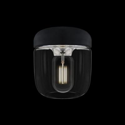 Acorn, glänzend schwarz...