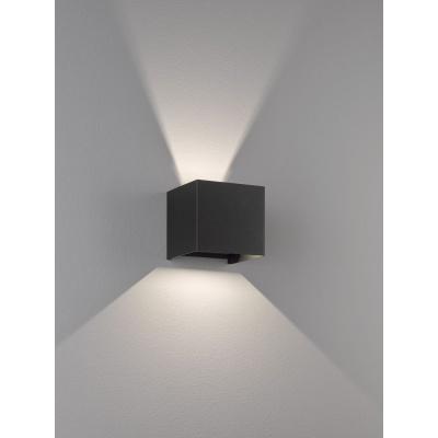 Nástěnná 2x LED 3W