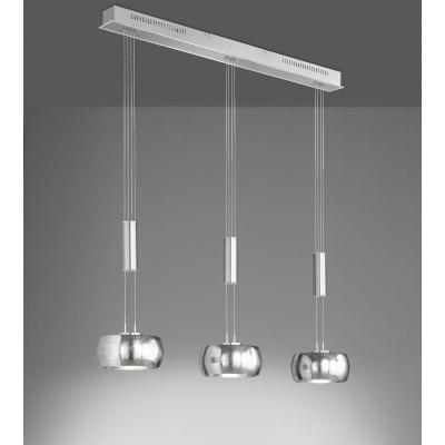 Závěsné svítidlo 3x LED 9W