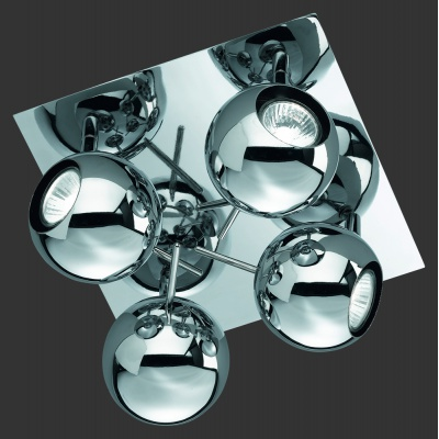 Deckenleuchte 4x35W Metall