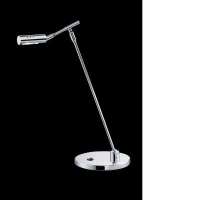 LED Tischleuchte 1x5W Chrom